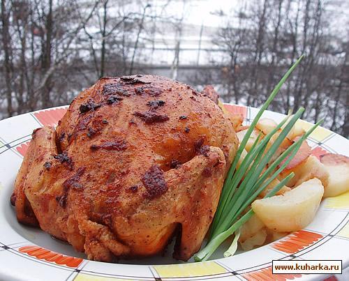 Что приготовить из остатков жареной курицы