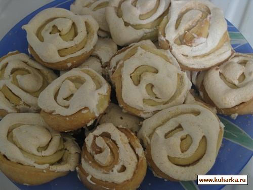 розанчики с творогом рецепт с фото