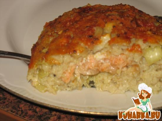 Блюда из рыбьего фарша