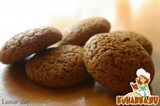 печенье овсяное рецепт с фото пошагово