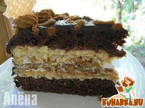 торт звездный рецепт и фото