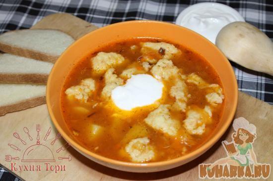 Приготовить суп быстро и вкусно и недорого